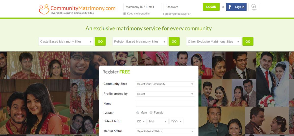 CommunityMatrimony
